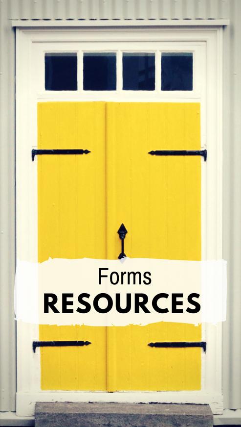 forms door